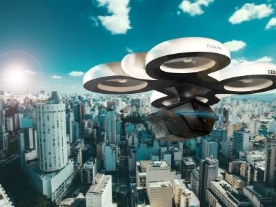 Portugueses desenvolvem carro-drone