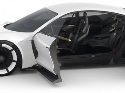 Porsche Mission E, o futuro é agora!
