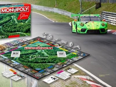 Nürburgring. Pista dos recordes é o novo Monopoly