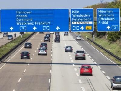Alemanha quer impor portagens em toda a Europa