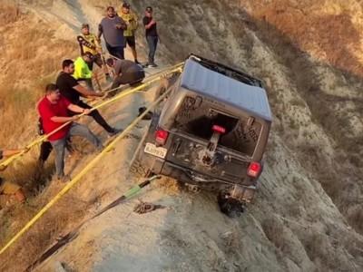 Nunca coloque o seu Jeep Wrangler nesta situação