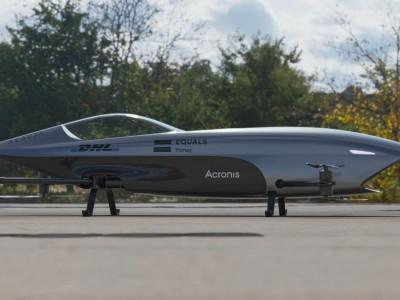 "Airspeeder, o primeiro ""carro de corrida"" voador elétrico do mundo"