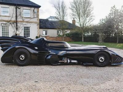 """Quer comprar o carro do Batman? E a um preço """"simbólico""""!"""
