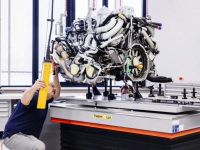 Porque é que não existem motores com arquitetura V7 ou V9?