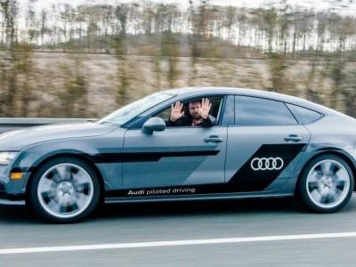 Carros autónomos já são legais na Alemanha