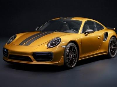 Porsche 911 Turbo S Exclusive Series: mais 27 cv de potência e um estilo único