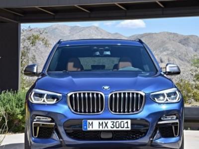Apresentamos-lhe o novo BMW X3!