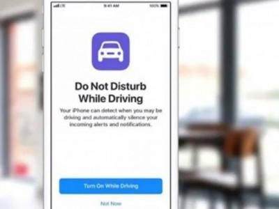 Novo iPhone 8 vai bloquear mensagens ao volante