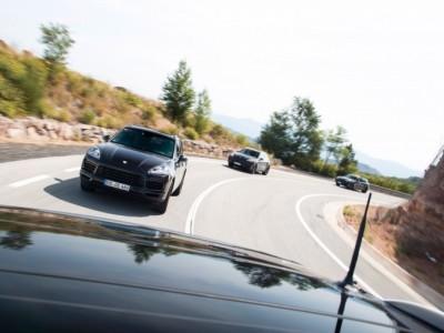 Porsche Cayenne sujeito a 4,4 milhões de kms