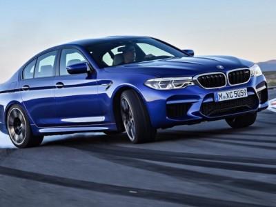 Novo BMW M5 F90 todos os detalhes