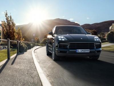 O novo Cayenne: Automóvel desportivo para cinco.