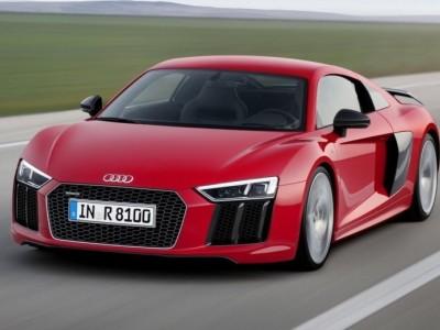 """Audi R8 sem """"quattro"""" e com tração traseira"""