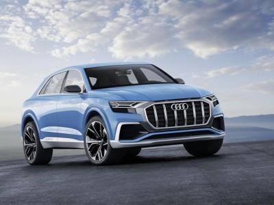 Audi revela planos para o Q4 e o Q8